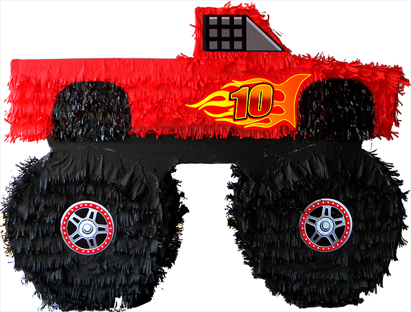 Pin Monster Truck Cake Ideas And Designs