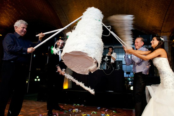 Wedding Pinatas